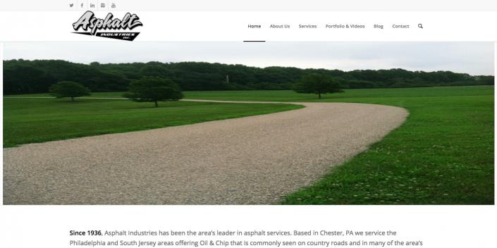 asphalt industries