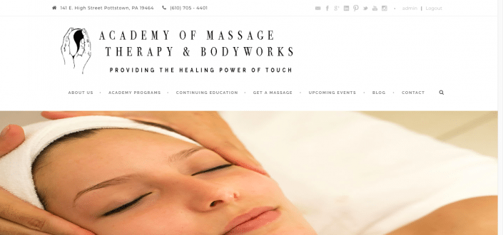 academy of massage therapy and bodyworks